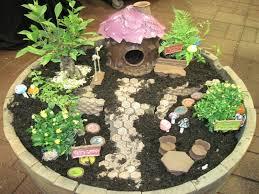 beauty fairy garden ideas landscaping outdoor furniture build