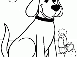 coloring page dog face kids drawing and coloring pages marisa