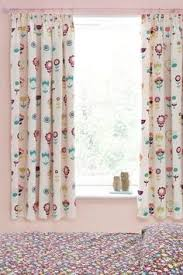 Retro Floral Curtains Get A Vibrant Look With Retro Cutains Darbylanefurniture