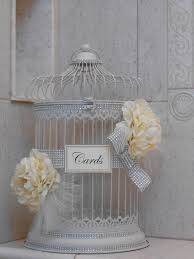 birdcages for wedding birdcage wedding card holder sparkle birdcage cardholder