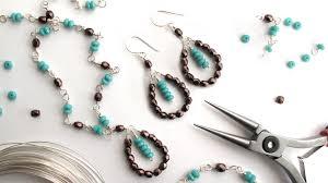beginner earrings wrapping for beginners online jewelry workshop