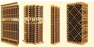 great wine storage solution wooden wine racks new jersey
