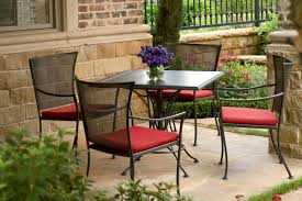 Wrought Iron Patio Dining Set - mhc outdoor living