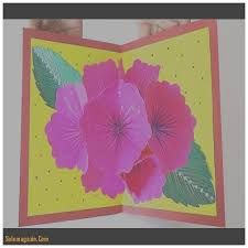 how to make handmade pop up birthday cards pop up greeting card ideas part 43 pop up
