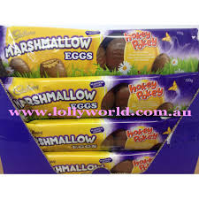 easter marshmallow eggs hokey pokey marshmallow easter eggs at lollyworld a world of lollies