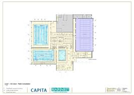 Recreation Center Floor Plan by Leisure Centre Redevelopment Barnet Gov Uk