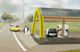 build your own ev charging station netherlands to build world s largest network of ev fast charging