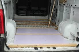 liege isolation sol le plancher poimobile fourgon aménagé