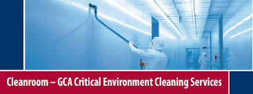 cleanroom gca critical environment cleaning services