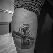 53 amazing brooklyn bridge tattoo and designs golfian com