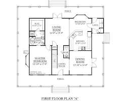 house plan wrap around porch home design small one bedroom plans