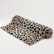 Abyss Bath Rugs Abyss Cheetah Bath Rug Bloomingdale S
