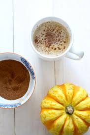 pumpkin spice lattes with real pumpkin puree the on bloor