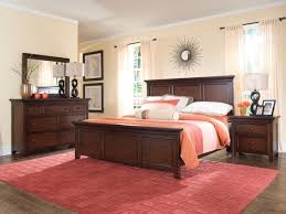 furniture charming brown wooden bed by broyhill furniture on