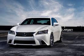 lexus gs 350 f sport white lexus gs 350 f sport velgen wheels vmb5 clublexus lexus
