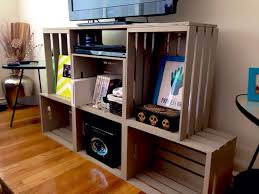 best 25 crate tv stand ideas on pinterest wooden tv stands tv