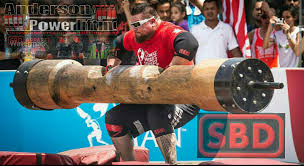 jerry pritchett on bridging the gap between strongman