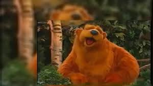 bear in the big blue house whats mine is yours youtube