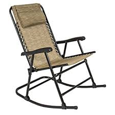 Patio Folding Chair Best Choice Products Folding Rocking Chair Foldable