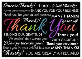 business thank you cards design ideas for business thank you cards printkeg