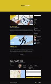 personal resume template personal cv resume template by themexone themeforest personal cv resume template personal psd templates 01 preview jpg 02 home page jpg 03 about jpg