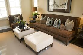Ottoman Used As Coffee Table 50 Beautiful Living Rooms With Ottoman Coffee Tables