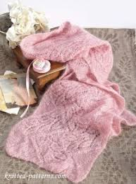 knitting pattern for angora scarf knitting patterns scarves hats