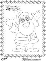 santa clause coloring pages santa claus coloring pages printable