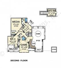 Dome Floor Plans by Valderrama Mansion House Plan Courtyard House Plan