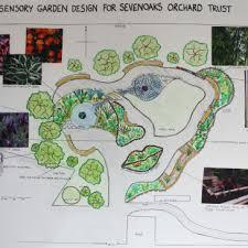 Sensory Garden Ideas Sensory Garden For Sevenoaks The Rewild Project