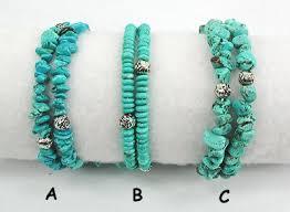 turquoise bracelet images Spring wire turquoise bracelet navajo corrine ramirez native american jpg