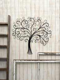 tree of life home decor large metal wall art metal wall decor tree wall art metal