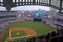 yankee stadium home run lights yankee stadium wikipedia