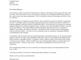 city attorney cover letter