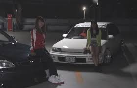 honda jdm jdm girls drive tuned honda civics autoevolution