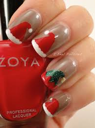 christmas nail art christmas nails christmas nail designs santa