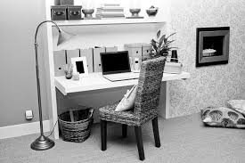 fascinating black desk for bedroom also computer trends images