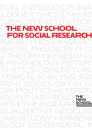 2016 new for social research viewbook by the new issuu