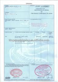 chambre de commerce certificat d origine certificat d origine japon forme e certificat d origine buy