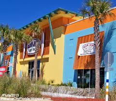 Panama City Beach Florida Map by Panama City Florida Bay Beach Hotel Spring Break Restaurant Golf