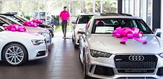 pink audi october breast cancer awareness month local events audi naples