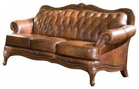 Coaster Leather Sofa Traditional Leather Sofas Coaster Leather Sofa
