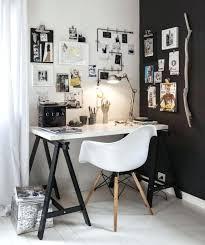 bureau deco design bureau noir et blanc free bureau noir laquac micke bureau brun