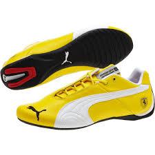 ferrari yellow puma ferrari i all yellow