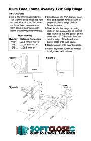 170 degree cabinet hinge blum 170 degree face frame hinge softclose