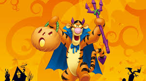 halloween hd wallpapers 1920x1080 tigger winnie the pooh halloween disney hd wallpaper for desktop
