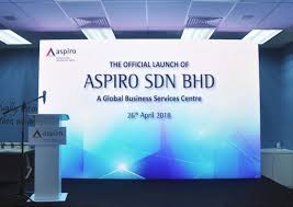 global business services centre aspiro sdn bhd food malaysia