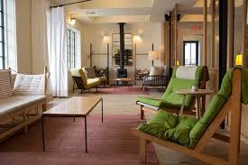 Hotel Interior Design Rivertown Lodge Hudson Cool Hunting