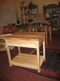 Kitchen Prep Table Counter Height Kitchen Prep Table Detailed - Kitchen prep tables