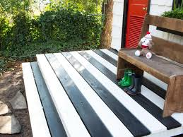 Outdoor Deck Rugs by How To Paint A Deck Diy